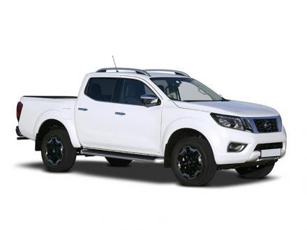 Nissan Navara Diesel Double Cab Pick Up Tekna 2.3dCi 190 TT 4WD